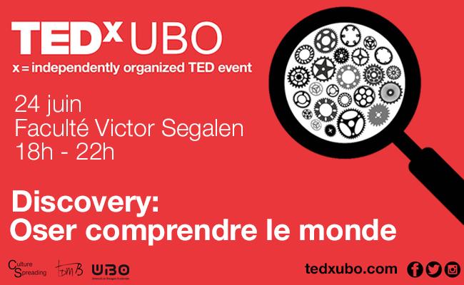 La conférence TEDxUBO