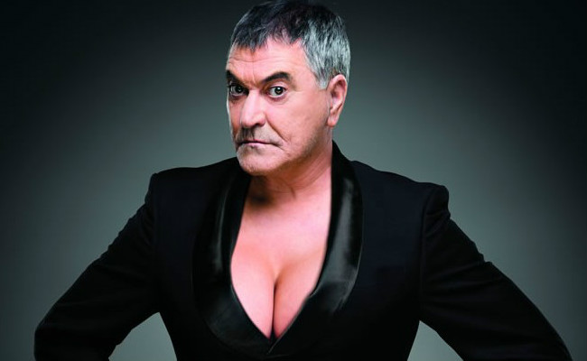 Jean Marie Bigard pour Dayconnades