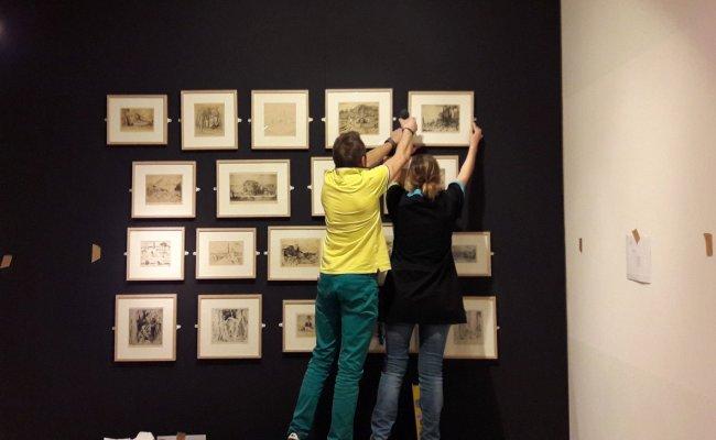 Exposition sur le thème de voyage Musée des Beaux Arts de Quimper