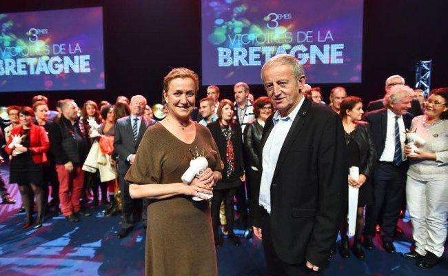 Lauréats troisièmes Victoires de la Bretagne