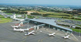 Aéroport Brest Bretagne 2017
