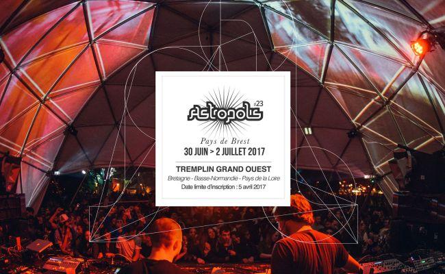 Festival Astropolis 2017