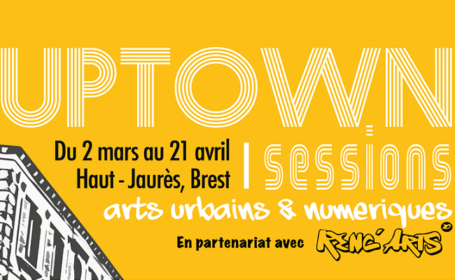 Uptown Sessions, arts urbains et numériques de 'Tacle