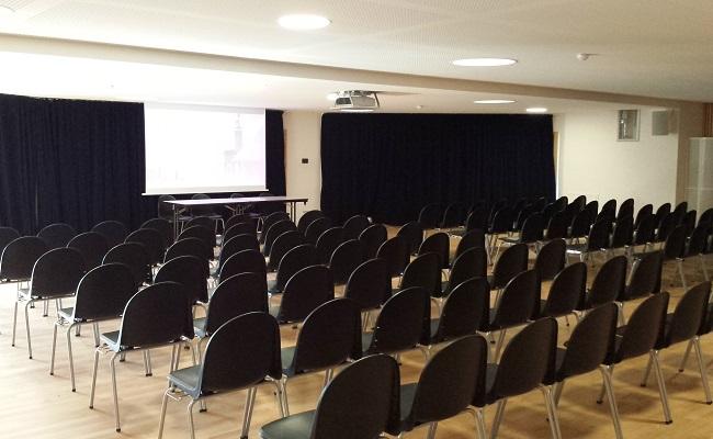 Salles de conférence du Glénan + Odet Quimper