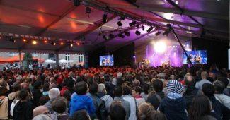 Cyber fest noz du Festival de Cornouaille