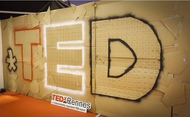 Conférence TEDx Rennes 2017