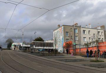 Quartier de Recouvrance à Brest